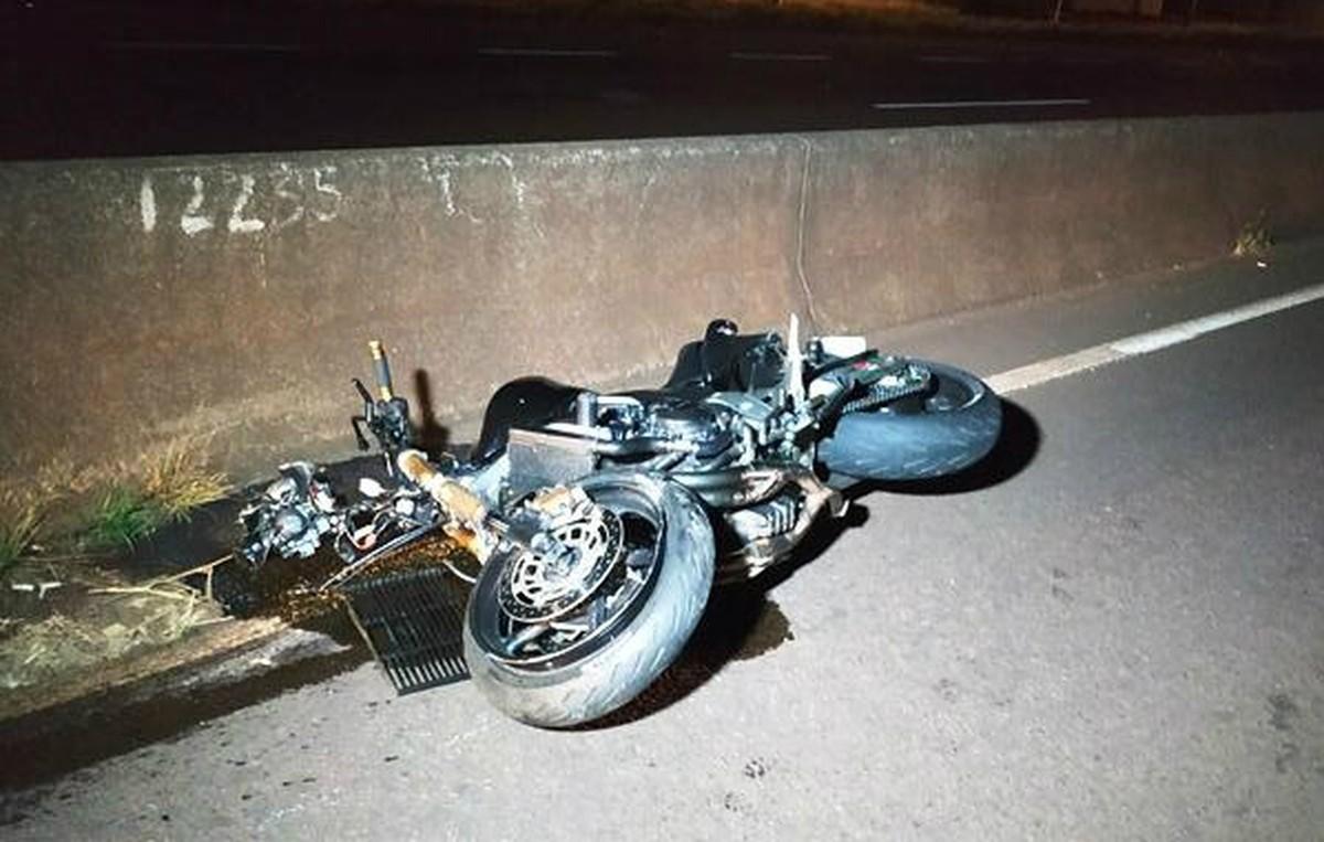 Motociclistas representam 45% das mortes em 2020 no trânsito de Cascavel    Oeste e Sudoeste   G1
