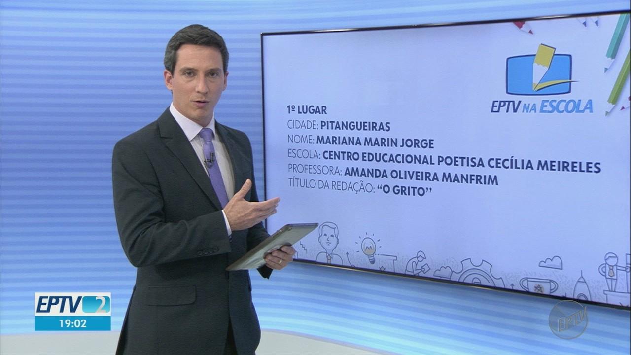 Conheça os finalistas do EPTV na Escola 2020 na região de Ribeirão Preto