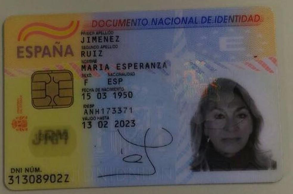Turista espanhola foi morta na Rocinha, na Zona Sul do Rio (Foto: Reprodução)