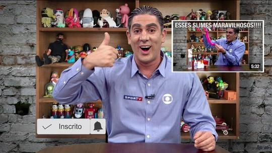 Soy Loco por Copa América: Adnet imita Luís Roberto e cria canal para o narrador