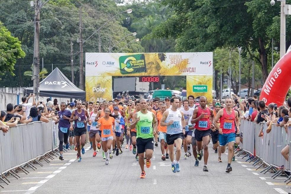 Inscrições para corrida do Autismo terminam no dia 27 de junho em Ipatinga — Foto: Divulgação