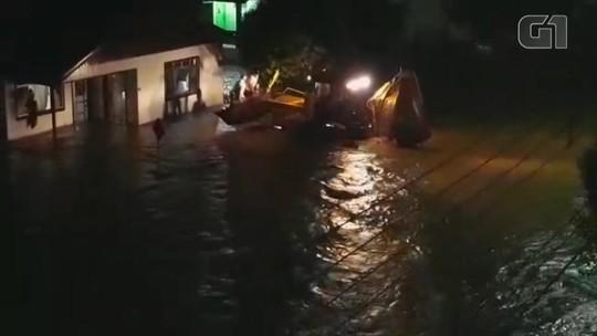 Prefeitura de Três Arroios decreta situação de emergência após temporal e alagamentos