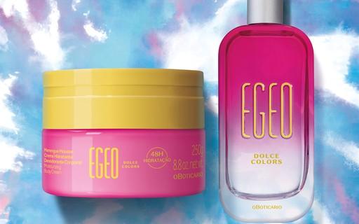Que tal uma fragrância inesquecível para marcar esse verão para sempre na memória? Vem saber mais sobre o novo Egeo Dolce Colors