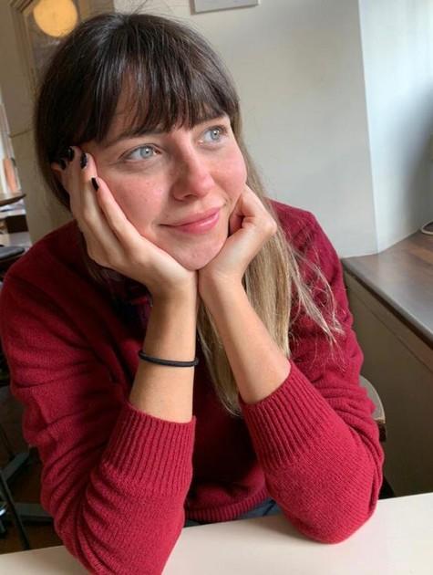 Luiza Curvo (Foto: Arquivo pessoal)