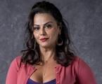 Viviane Araújo é Neide   TV Globo