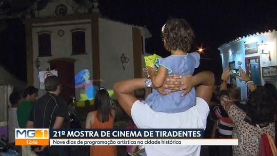 21ª Mostra de Cinema começa em Tiradentes