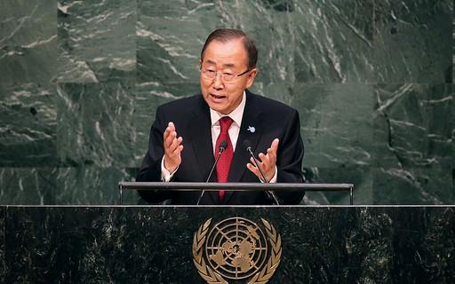 Secretário-geral da ONU pede respeito à Constituição e à democracia no Brasil
