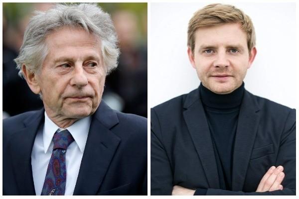 Roman Polanski e Rafal Zawierucha (Foto: Getty Images / Facebook)
