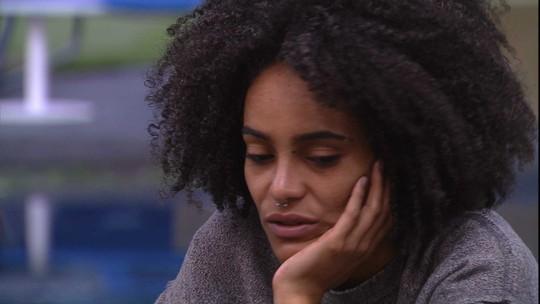 Gabriela sobre voto em Paula: 'Não consigo olhar no olho'