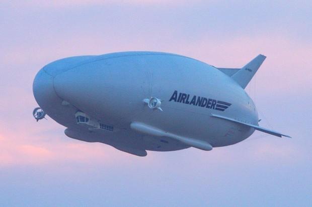 Airlander 10 (Foto: divulgação)