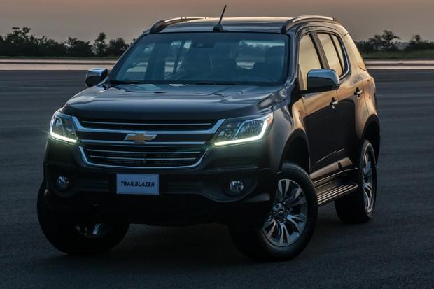 Chevrolet Trailblazer (Foto: Divulgação)