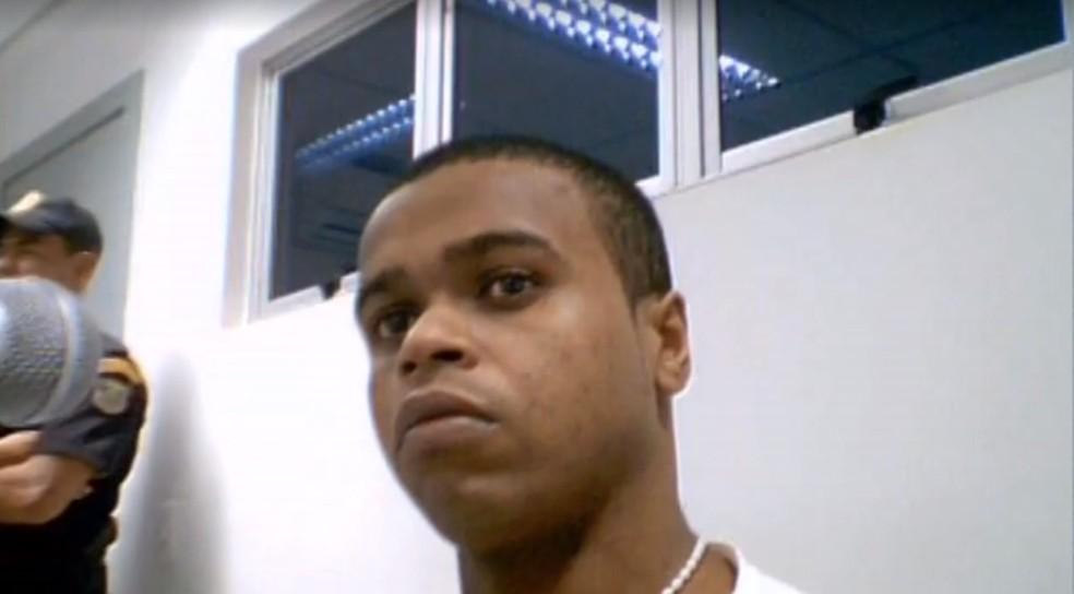 Quem aparece nas gravações é Renan dos Anjos — Foto: Reproduçaõ/TVCA