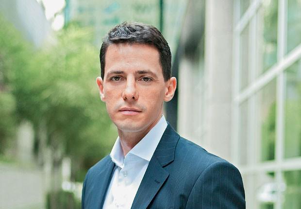 Rodrigo Galindo, CEO da Kroton: sua missão é transformar a empresa na mais lucrativa do setor (Foto: Renato Parada)