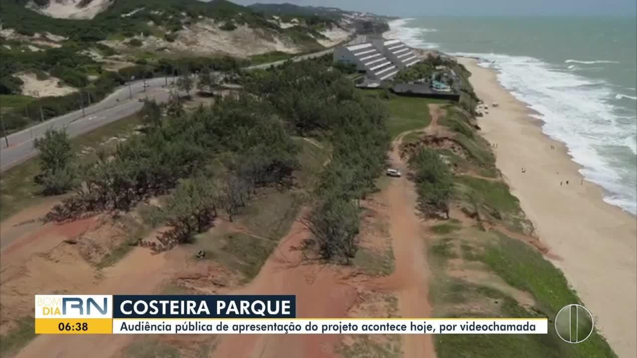 Audiência pública apresenta projeto do Costeira Parque em Natal
