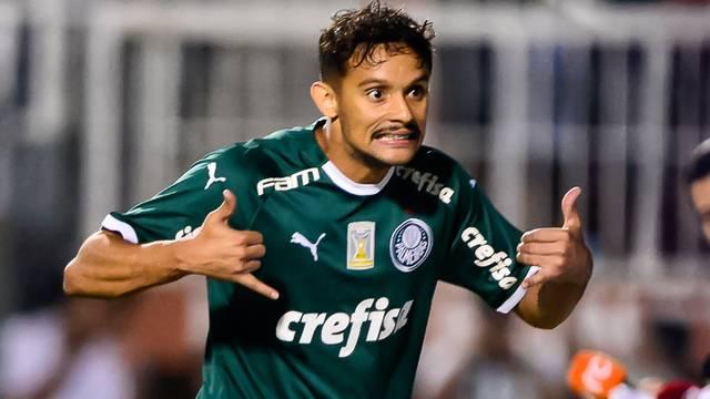 Gustavo Scarpa fez dois gols sobre o Novorizontino