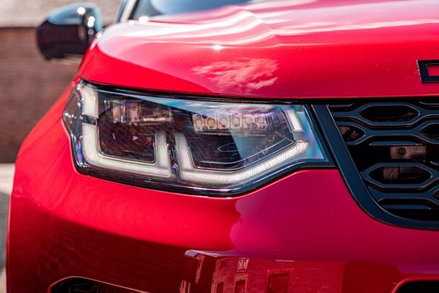 Land Rover Discovery Sport (Foto: Divulgação)