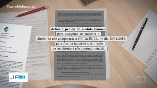 Votação que propõe rompimento de contrato com a Enel é adiada para próxima semana em Goiás