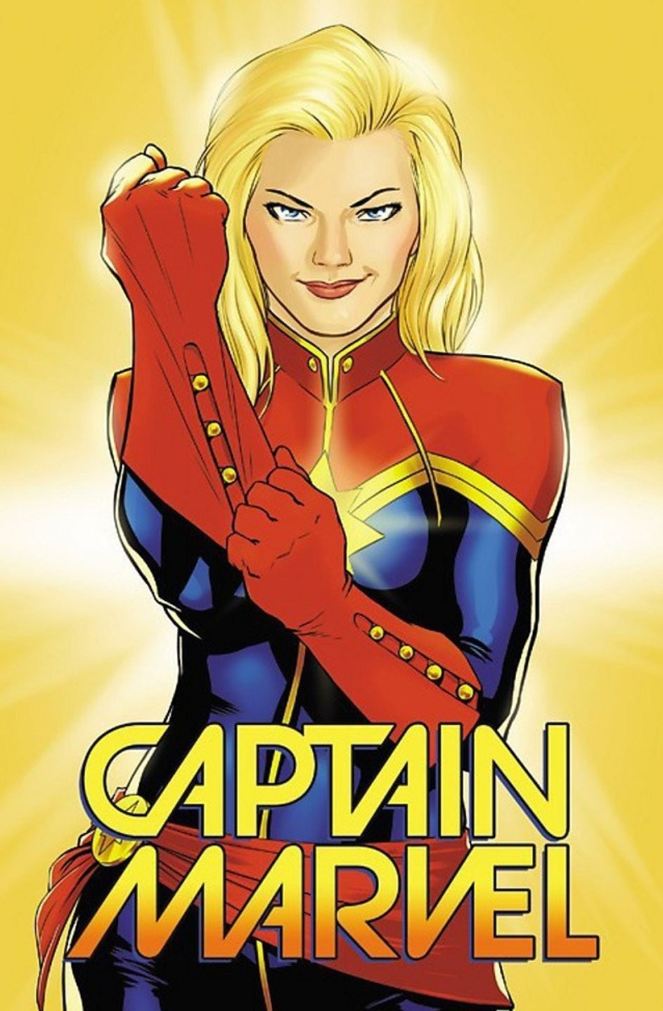 Quadrinhos de 2012 inspiraram Capitã Marvel, novo filme da Casa das Ideias (Foto: David Lopez/Marvel)