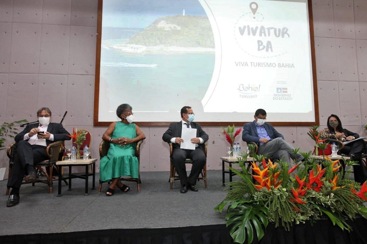 'Viva Turismo Bahia': Plano estratégico para fomentar o turismo em municípios baianos é lançado