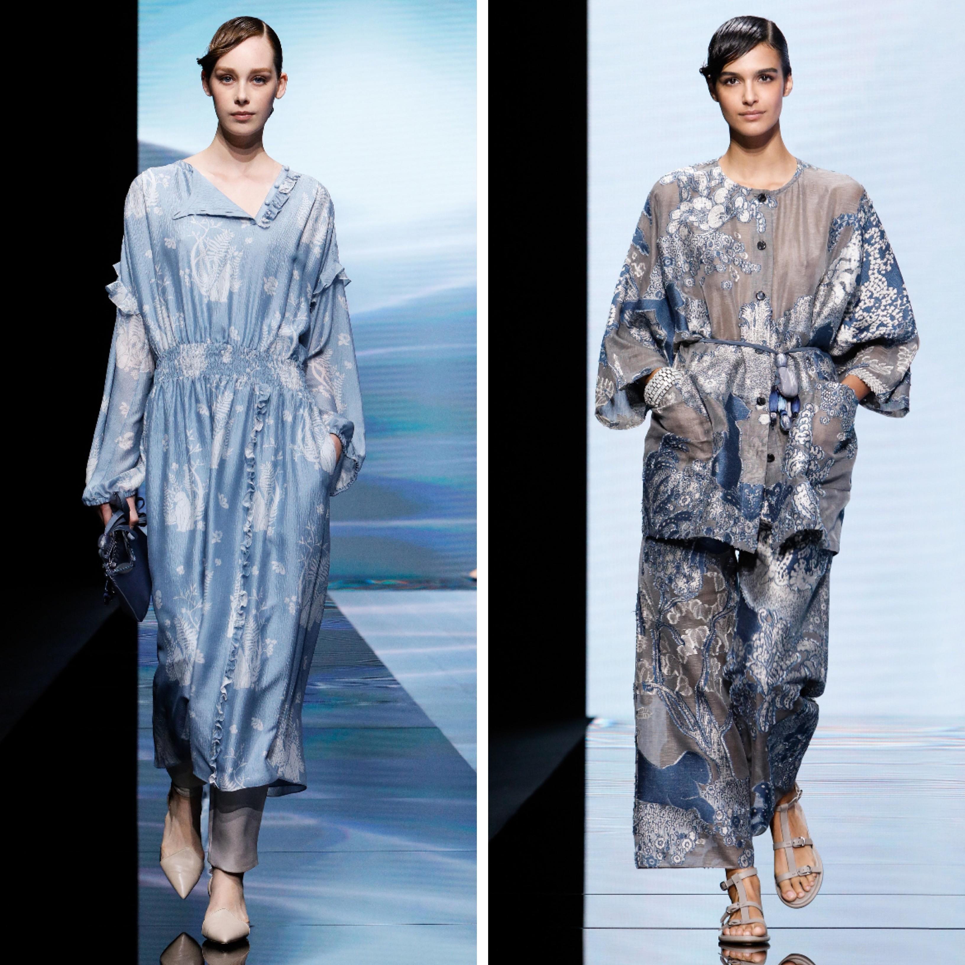Semana de moda de Milão: Giorgio Armani (Foto: Divulgação )