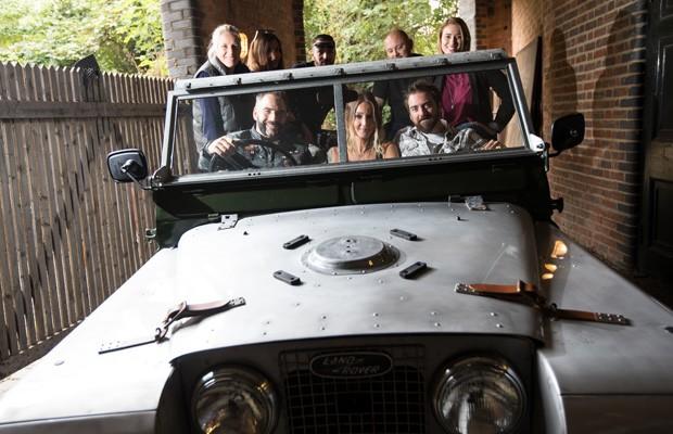 Conheça os bastidores do programa Viciados em Motores: Goblin-Garage (Foto: Divulgação)