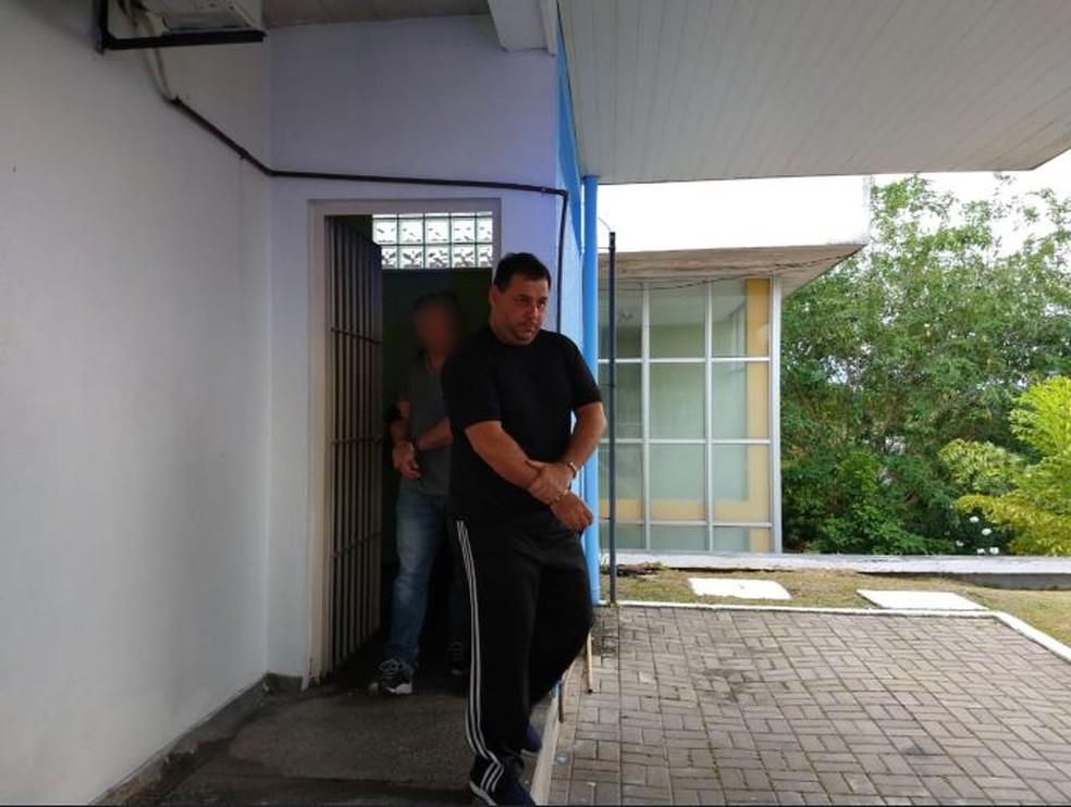 Murad foi preso em outubro do ano passado — Foto: Ive Rylo/G1