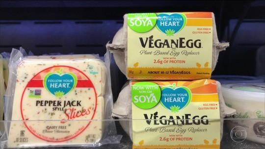 Reino Unido lidera lançamentos de produtos veganos em 2018