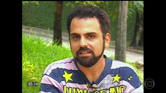 Ator Guilherme Karam morre vítima de doença degenerativa do sistema nervoso