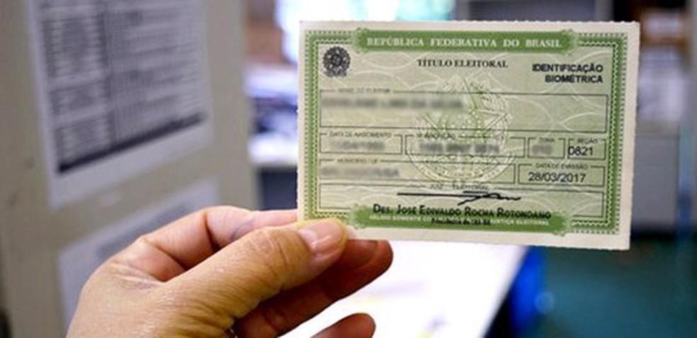Termina no dia 6 de maio o prazo para regularizar o título de eleitor  — Foto: Divulgação/Tribunal Regional Eleitoral do Maranhão