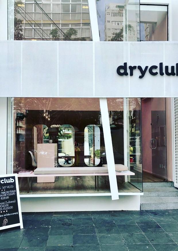 Fachada do novo Dry Club  (Foto: Reprodução/Instagram)