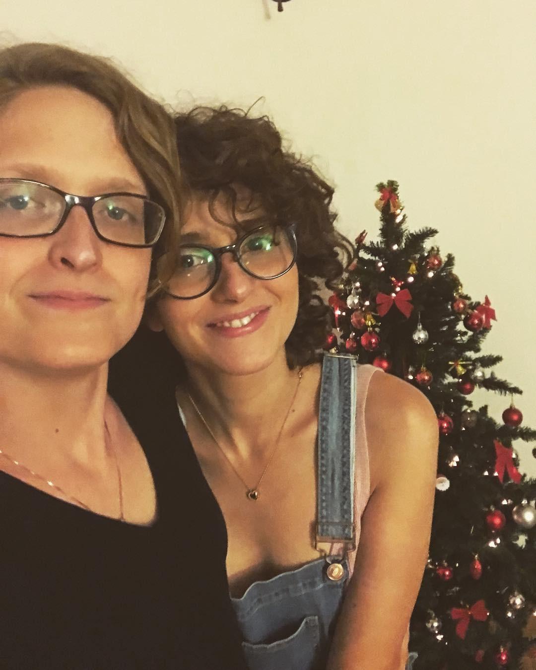 Carol Duarte e Aline Klein (Foto: Reprodução/Instagram)