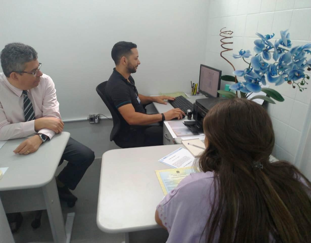 Cartório do Registro Civil volta a funcionar no Hospital Dom Malan/IMIP de Petrolina - Notícias - Plantão Diário