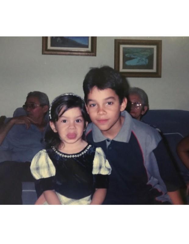 Mylena Diniz e Gabriel Diniz (Foto: Reprodução/Instagram)