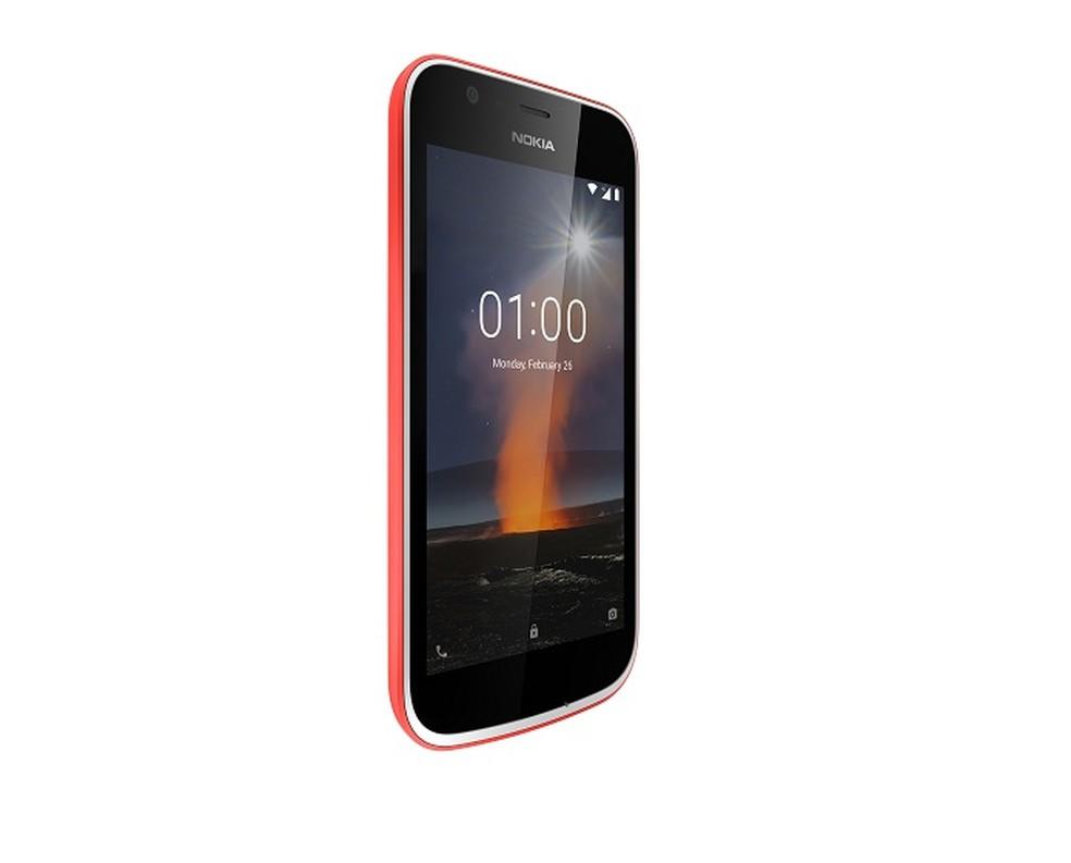 Nokia 1 traz tela de 4,5'' (Foto: Divulgação/Nokia)