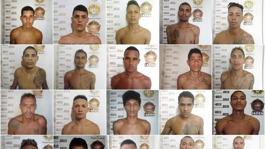 Foto: (Divulgação/Iapen-AC)