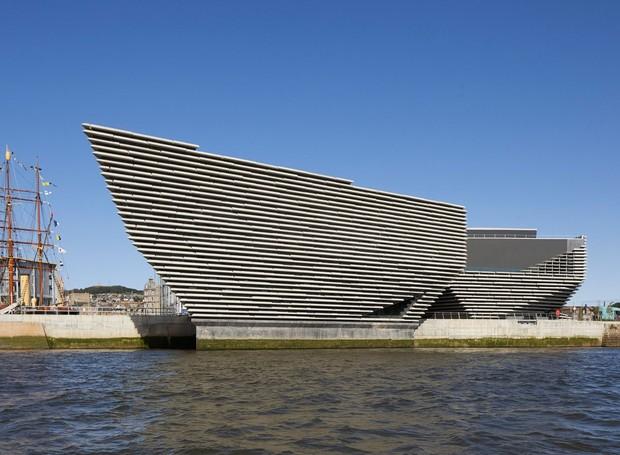 O museu foi inaugurado no dia 15 de setembro e abriga exposições importantes para o design local (Foto: Hufton + Crow/ Reprodução)