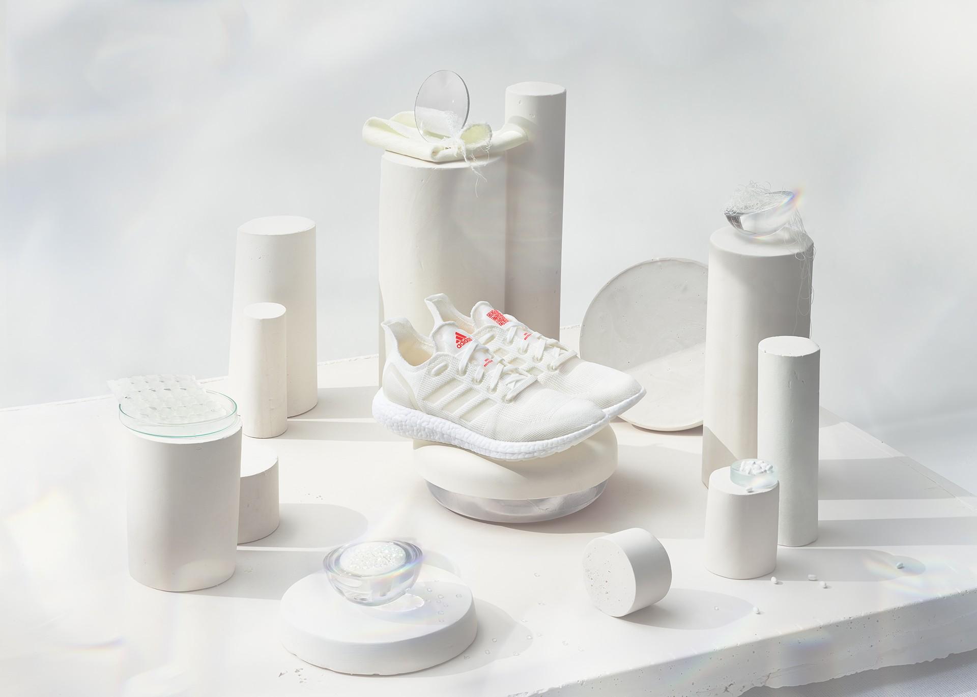 Adidas Futurecraft.Loop é 100% reciclável (Foto: Divulgação)