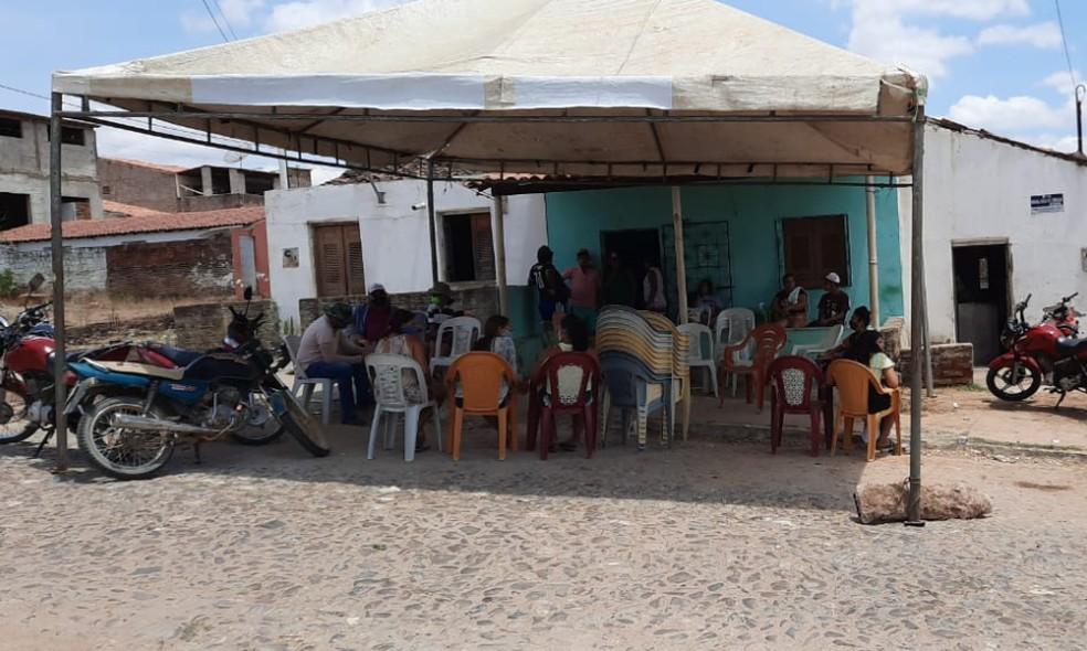 Três vítimas da chacina não possuíam antecedentes criminais — Foto: Wandenberg Belém/Sistema Verdes Mares