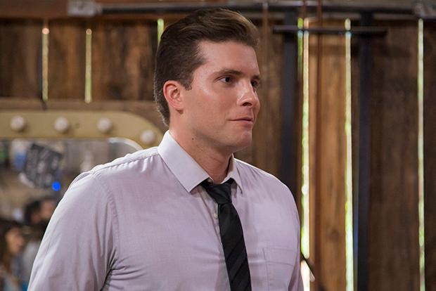 Thiago Fragoso interpreta o advogado Patrick; personagem será mantido na história mesmo após ator passar por cirurgia (Foto: Globo/Marília Cabral)