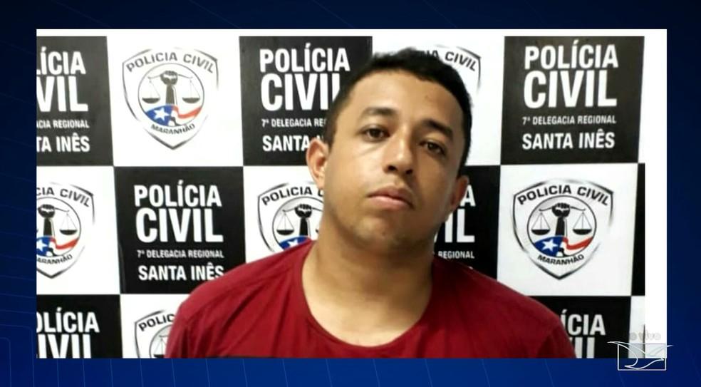 Micael Silva é natural da cidade de Alta Floresta, situada no Mato Grosso (Foto: Reprodução/TV Mirante)