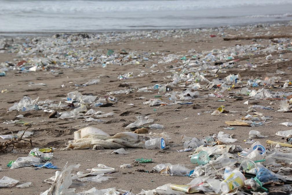 Apenas 5% do plástico do mundo é reciclado. (Foto: H. Hach/Pixabay)