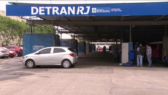 Operação que prendeu deputados afeta serviços do Detran no Rio