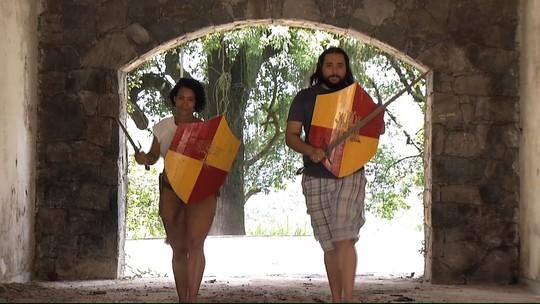 Amor de luta: veja a história de um casal apaixonado pela Era Medieval