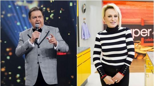 Faustão no 'Mais Você': veja participação do apresentador no programa de Ana Maria Braga