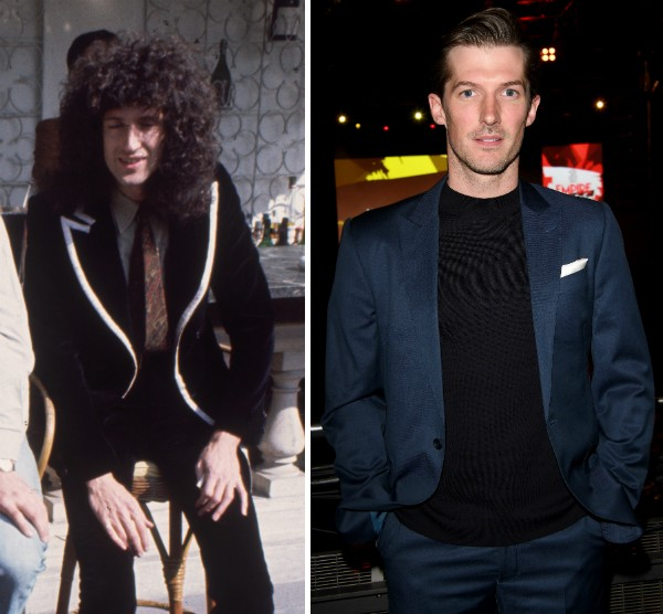 Gwilym Lee será Brian May na cinebiografia de Freddie Mercury (Foto: Getty Images)