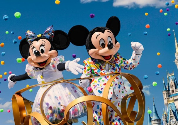 Festa Mickey & Minnie's Surprise Celebration (Foto: Divulgação/Disney)