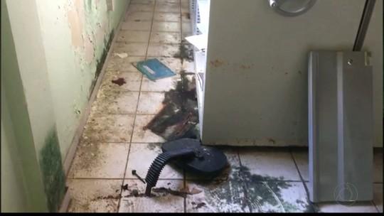 JPB2JP: Vários problemas foram encontrados no prédio do Incra em João Pessoa