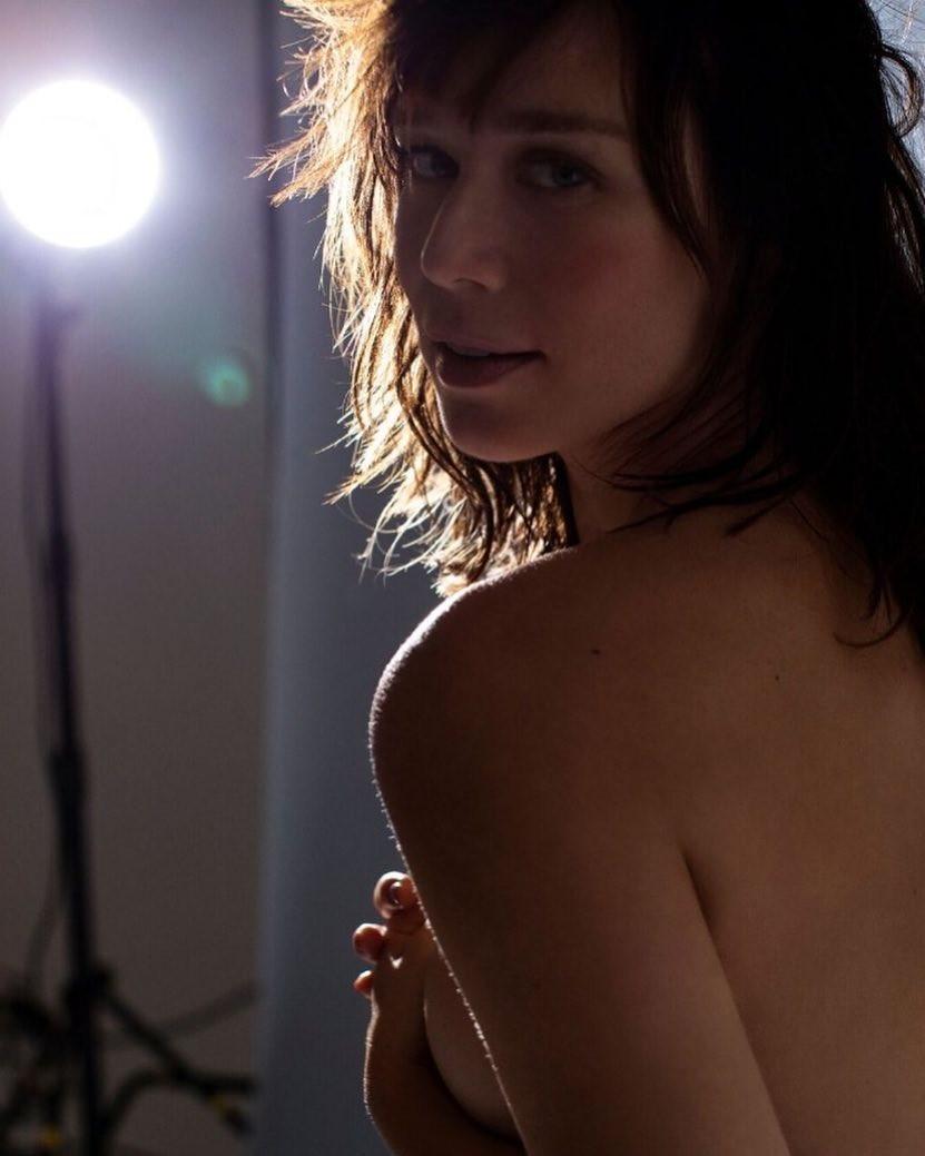 Mariana Ximenes em foto no Instagram (Foto: reprodução/instagram)