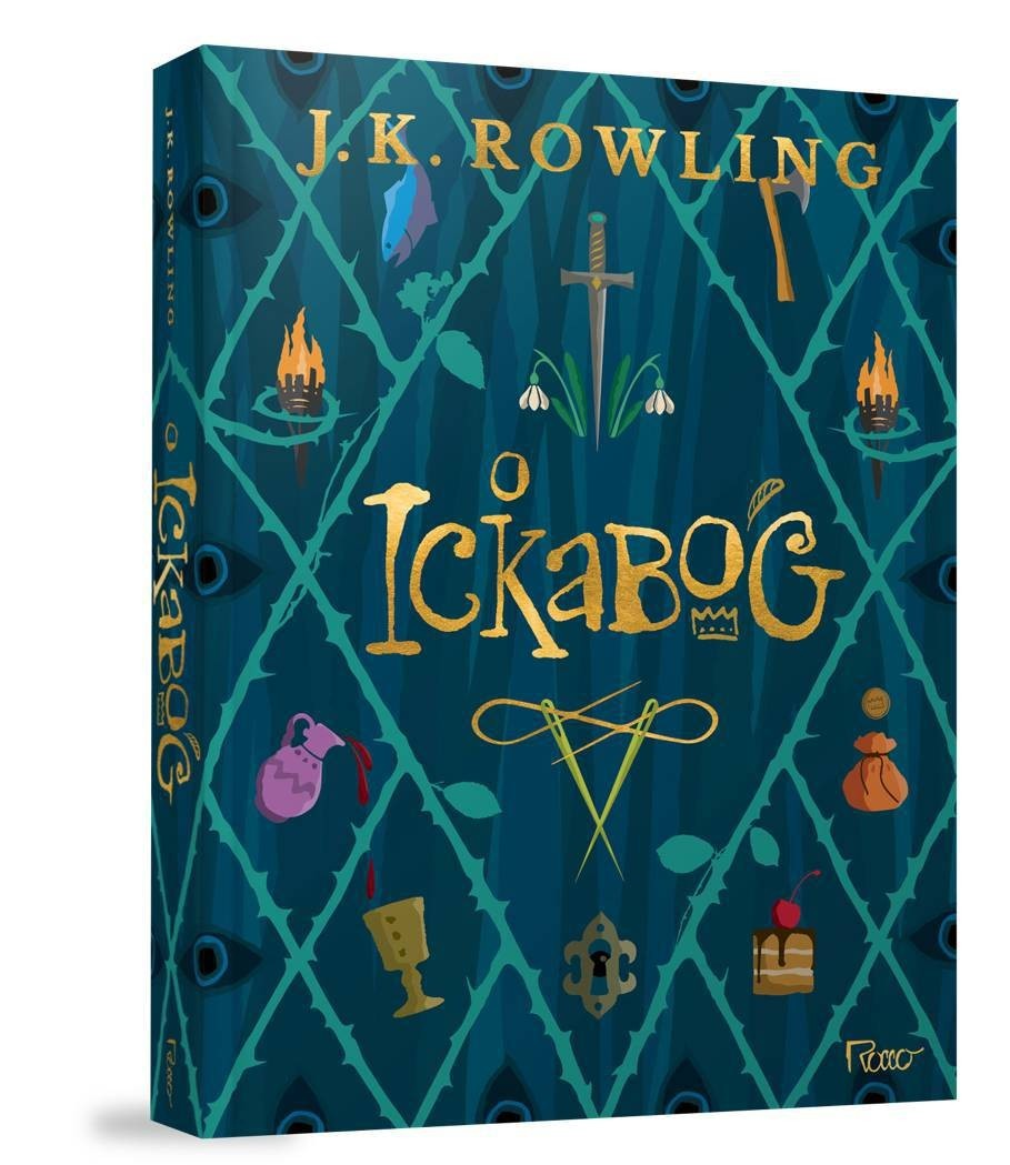 """""""O Ickabog"""" é uma fábula sobre uma terra imaginária, onde um monstro mítico testará a bravura de duas crianças (Foto: Divulgação)"""