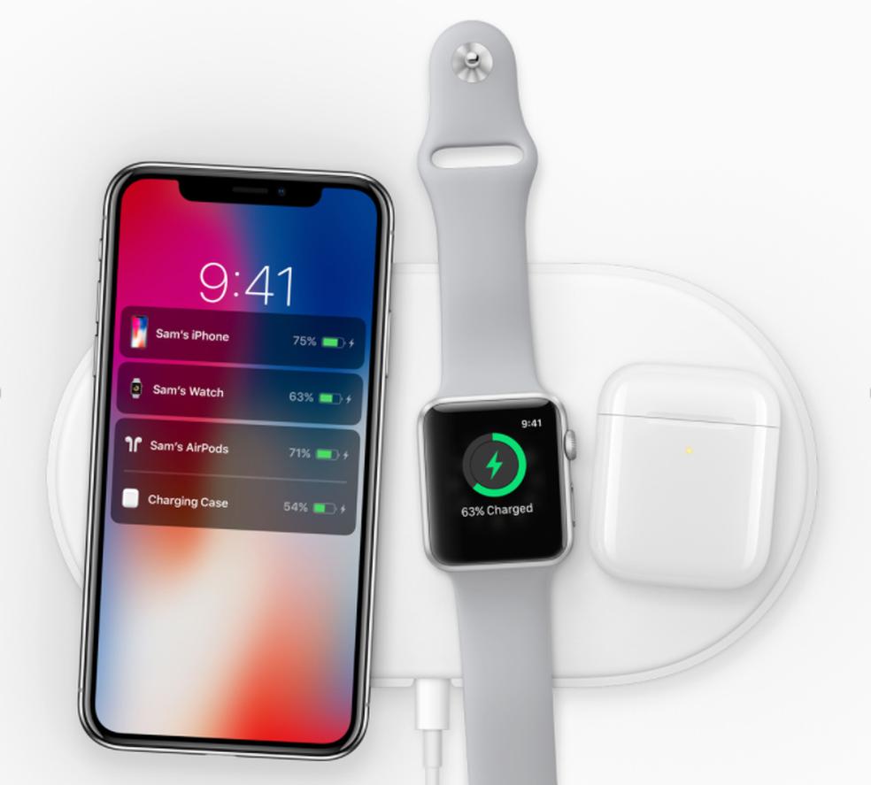 624bb22226b ... carregador sem fio da Apple